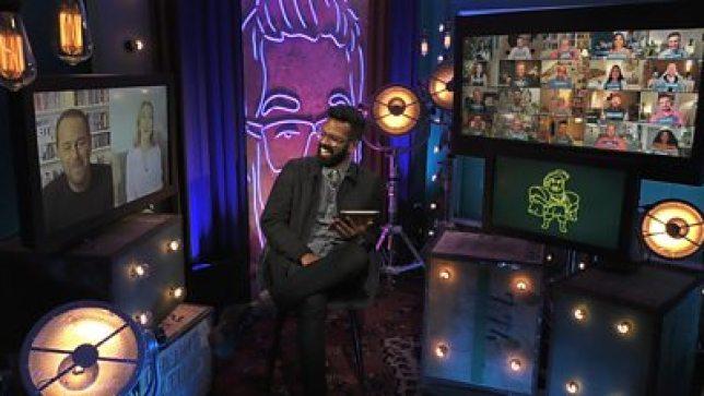 Romesh Ranganathan returns to the BBC in February