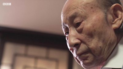 The 96-year-old pianist refusing to stop the music