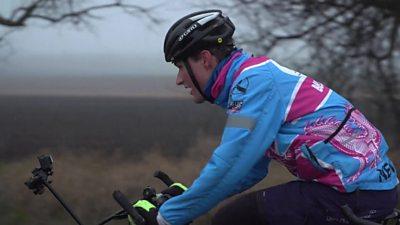 Luke Grenfell-Shaw: Cycling around the world with cancer #world #BBC_News