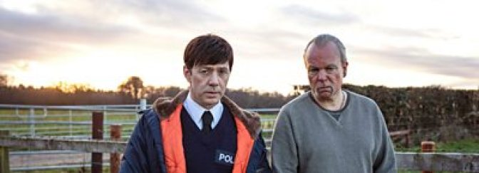Reece Shearsmith and Steve Pemberton finish filming Inside No 9