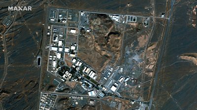 Iran nuclear programme: The States, sites and secrecy #world #BBC_News