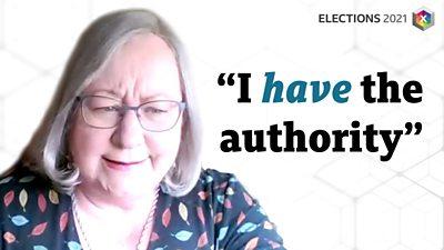 Jackie Weaver explains parish councils