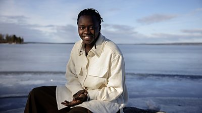 Eurovision 2021: Tusse – from child refugee to Swedish pop star #world #BBC_News