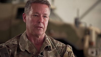 US general reflects on Afghanistan departure #world #BBC_News