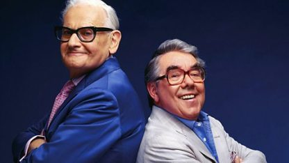 Image result for the two ronnies