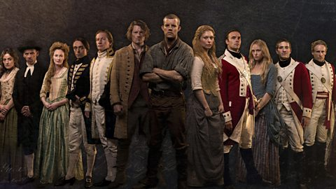 Banished cast