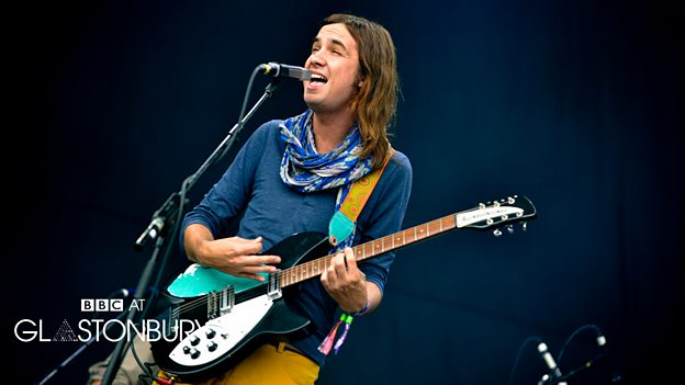 Tame Impala at Glastonbury 2013