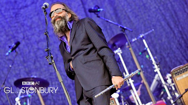 Nick Cave & The Bad Seeds at Glastonbury 2013