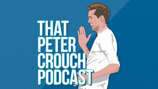 Image result for that peter crouch podcast