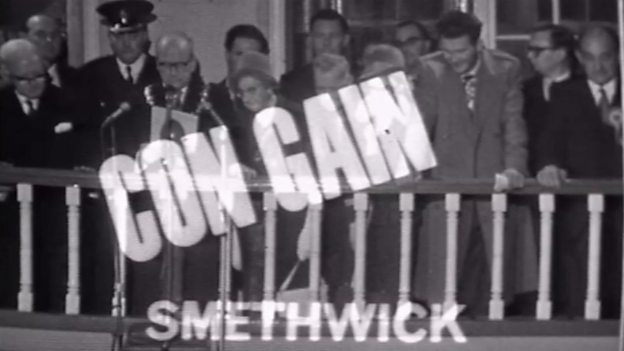 Image result for labour party smethwick 1964