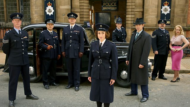 WPC 56 Series Two Cast