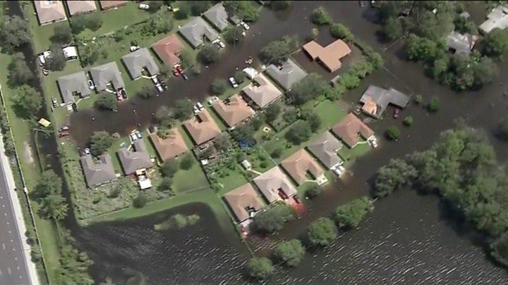 Hurricane Irma: Quarter of Florida Keys homes 'destroyed' - image  on http://us-news.net