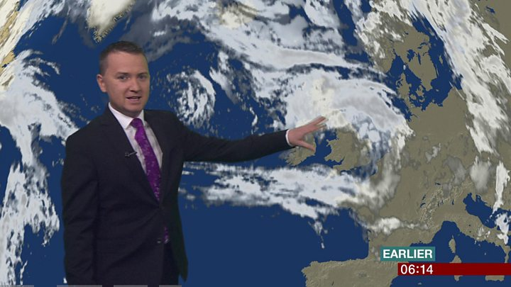 Storm Aileen: Commuters braced for travel disruption - image  on http://us-news.net