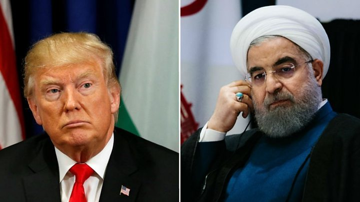 Iran nuclear deal: Trump poised to withdraw support - image  on http://us-news.net