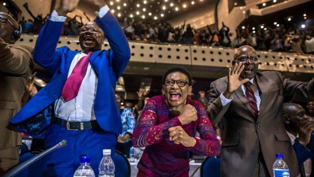 Image result for The resignation of the world's oldest leader, Robert Mugabe: