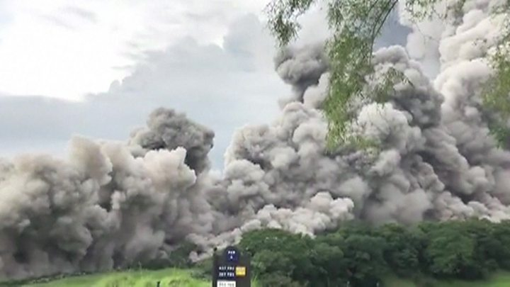 Emergency agency 'failed Guatemala'