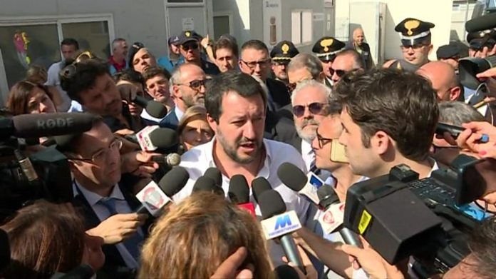 Migrant ship row: Italy-France ministers' meeting postponed