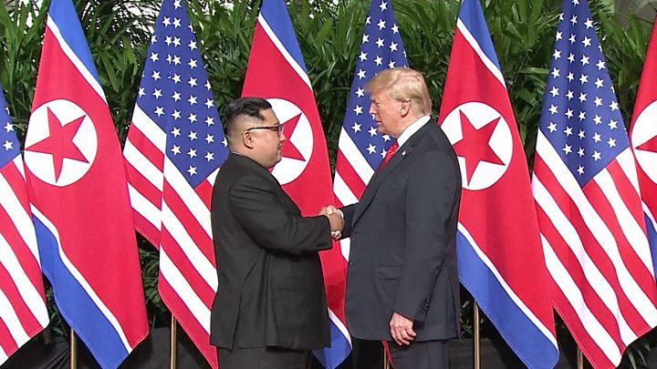 Image result for trump kim summit