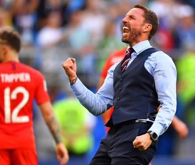 World Cup 2018 Tributes To Gareth Southgate And His Look Alike