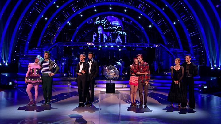 Stacey Dooley and Kevin Clifton win Strictly Come Dancing 2018
