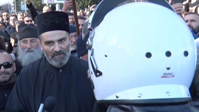 NE DAMO SVETINJE: Snažna poruka i potresan govor iz Beograda (VIDEO) 2