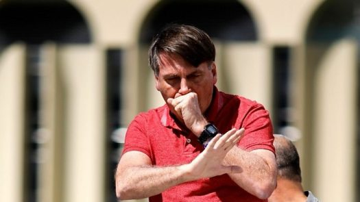 Coronavirus: Brazil's President Bolsonaro tests positive 2