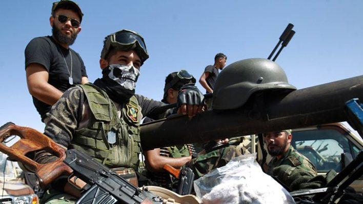 الحرب في ليبيا