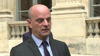 Jean-Michel Blanquer: &Quot;What Happened Is Beyond Words&Quot;