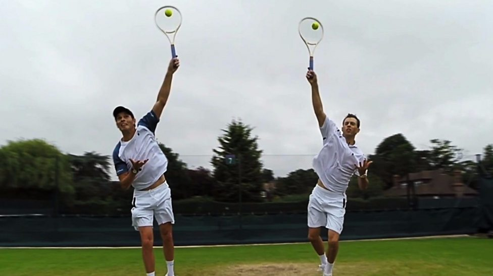 Image result for bryan brothers wimbledon 2017