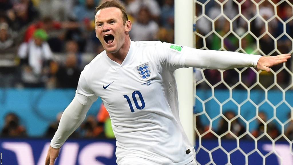 Wayne Rooney England news conference - record goalscorer on ...