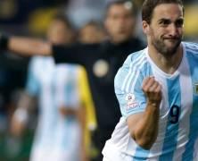 Video: Argentina vs Jamaica