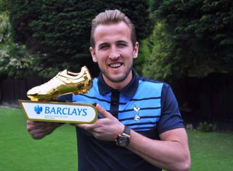 A dream come true! ⚽️💭 #BPL #GoldenBoot