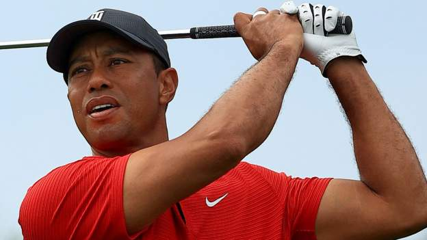 Tiger Woods car crash: Golfing great drove at almost double the speed limit #world #BBC_News