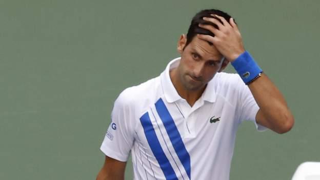 Novak Djokovic Apologises After Hitting Line Judge With Ball At Us Open Lenexweb