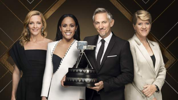 , Sports Personality of the Year to take place live on BBC One on 19 December, The Evepost BBC News