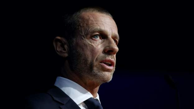 European Super League a 'spit in the face of all football lovers', says Uefa president Aleksander Ceferin #world #BBC_News