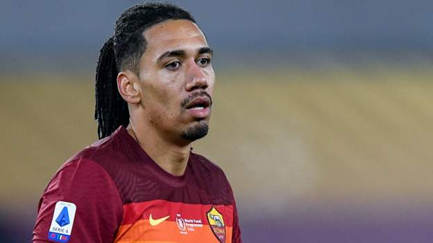 Chris Smalling: Roma defender and family robbed by armed men at home #world #BBC_News