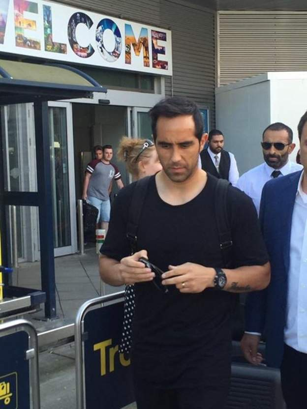 Welcome to @manairport @C1audioBravo #flymanchester
