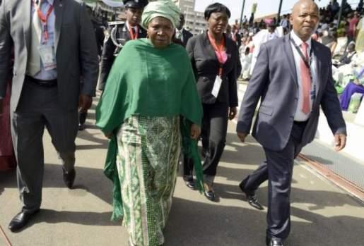 Nkosozana Dlamini Zuma
