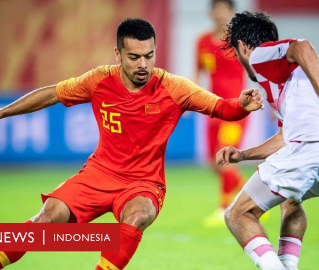 Piala Dunia  China Menaturalisasi Pemain Asing Demi Lolos