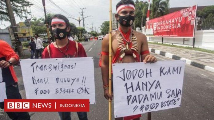Lumbung Pangan Proyek Food Estate Di Lahan Gambut Dituding Ancam Kebakaran Lahan Klhk Sebut Justru Dapat Meminimalisir Bencana Bbc News Indonesia