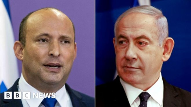 Israel coalition government a threat to security, warns Netanyahu #world #BBC_News