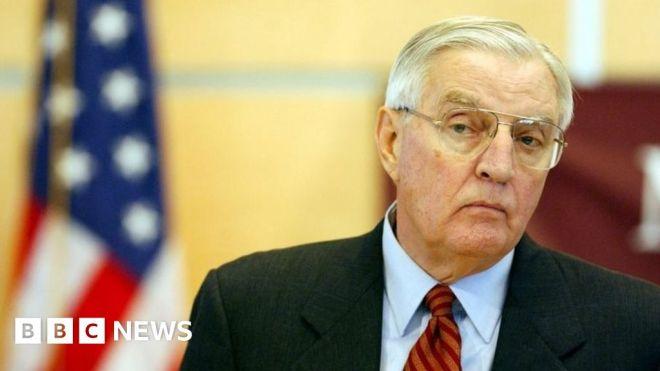 Former US Vice-President Walter Mondale dies aged 93 #world #BBC_News
