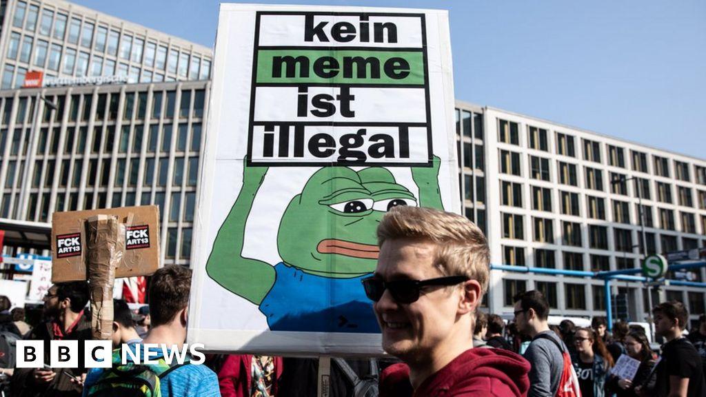 Article 13 Memes Exempt As Eu Backs Controversial Copyright Law