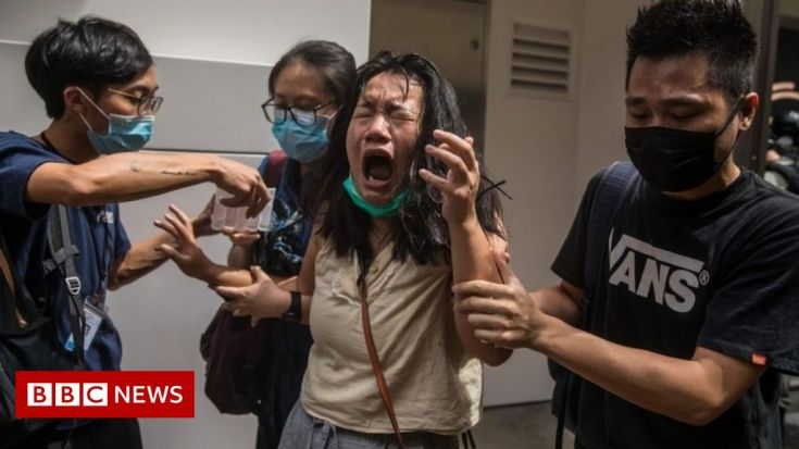US passes HK sanctions as nations condemn new law