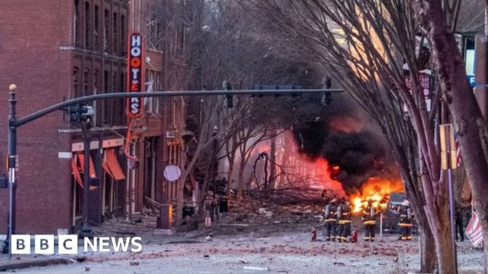 116262227 35c1f445 9ede 4644 94ff 6376ad96a1df नैशविले विस्फोट: नैशविले 'आत्मघाती बम' में अभी भी स्पष्ट नहीं मोती