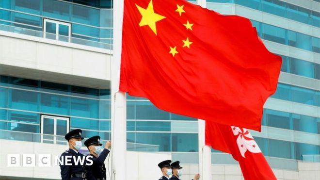 Hong Kong: China passes 'patriot' electoral reforms #world #BBC_News