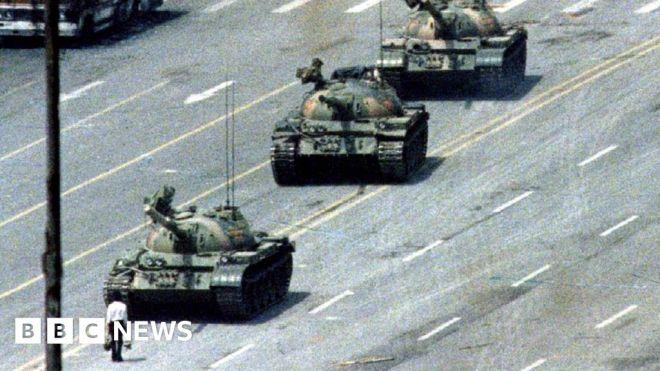 Microsoft says error caused 'Tank Man' Bing censorship #world #BBC_News