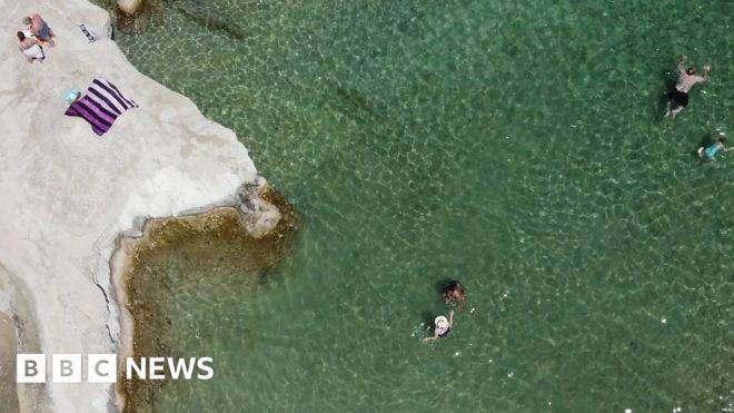 Greece's islands aim to go 'Covid-free' to welcome back tourists #world #BBC_News