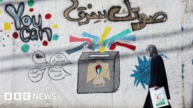 Palestinian election: Leaders face reckoning as rare vote looms #world #BBC_News
